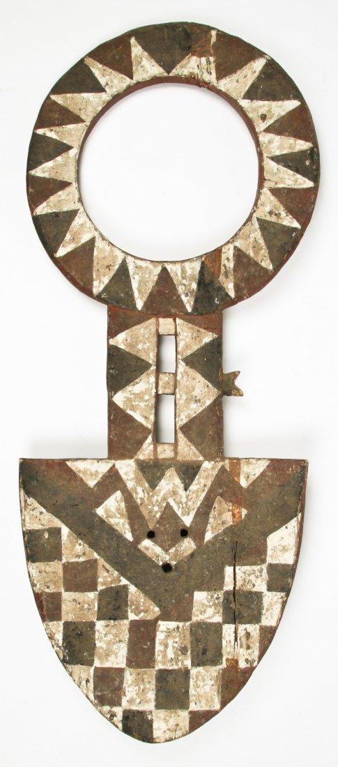 Nafana Bedu Plank Mask