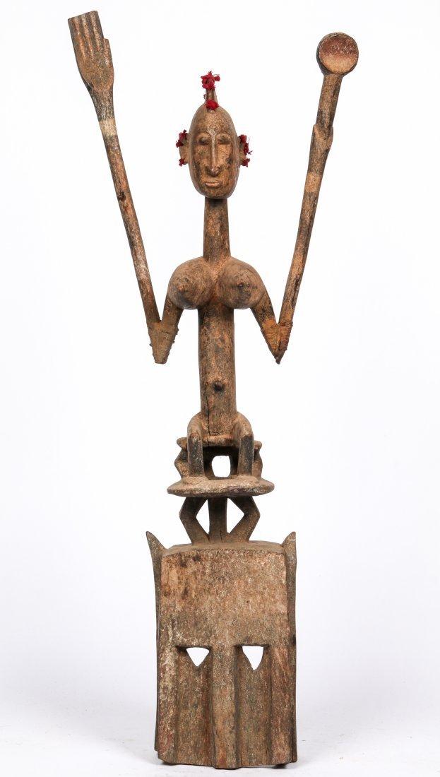 Dogon Satimbe African Mask