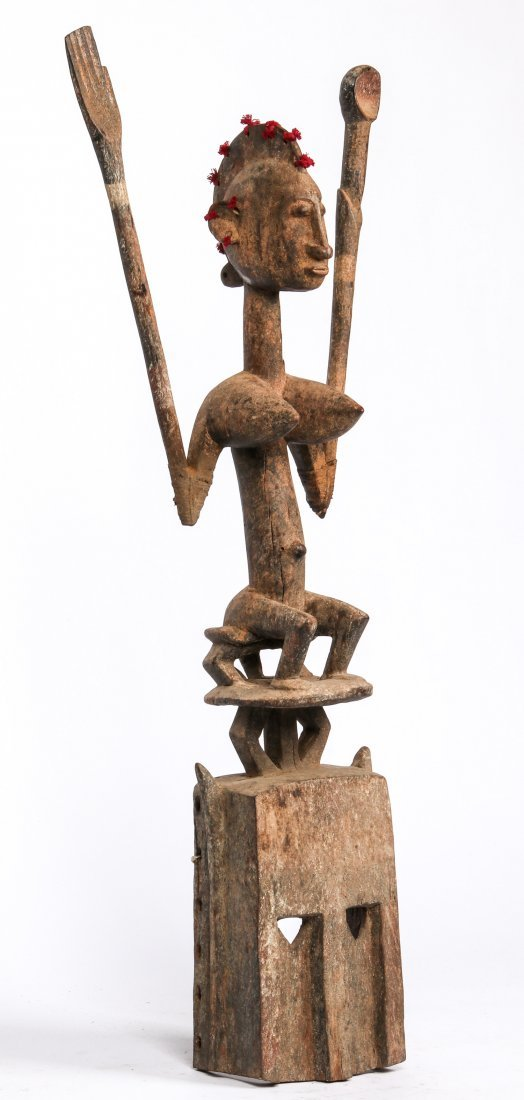 Dogon Satimbe African Mask - 2