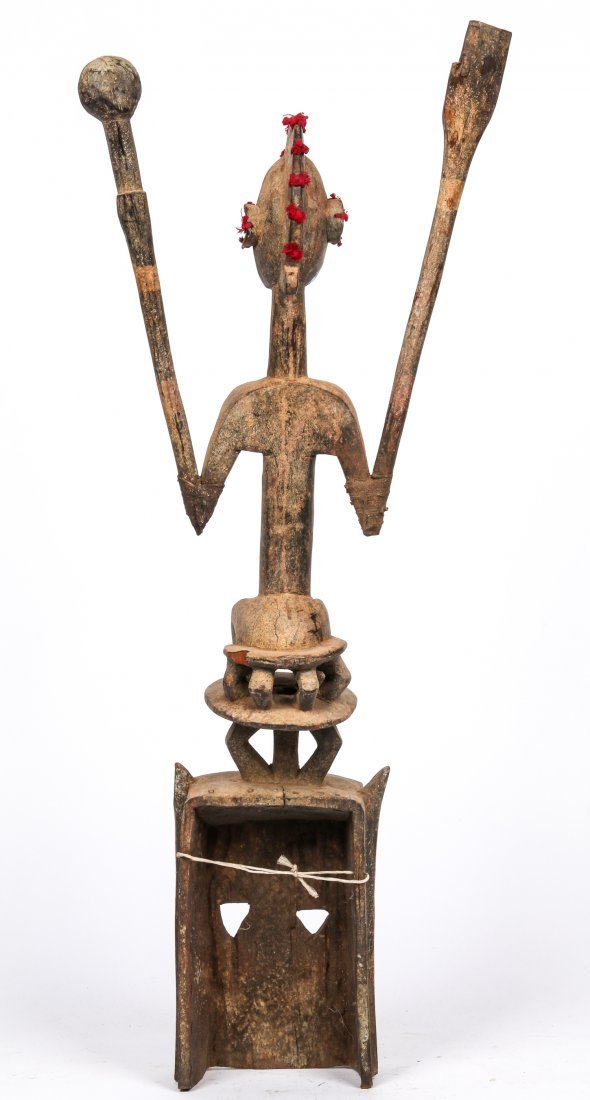 Dogon Satimbe African Mask - 4
