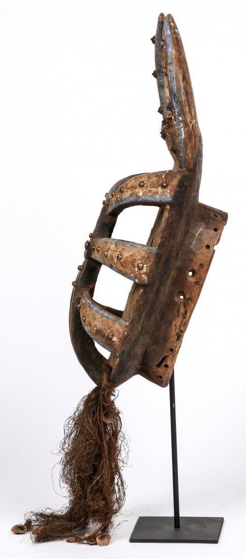 Bete African War Mask - 3