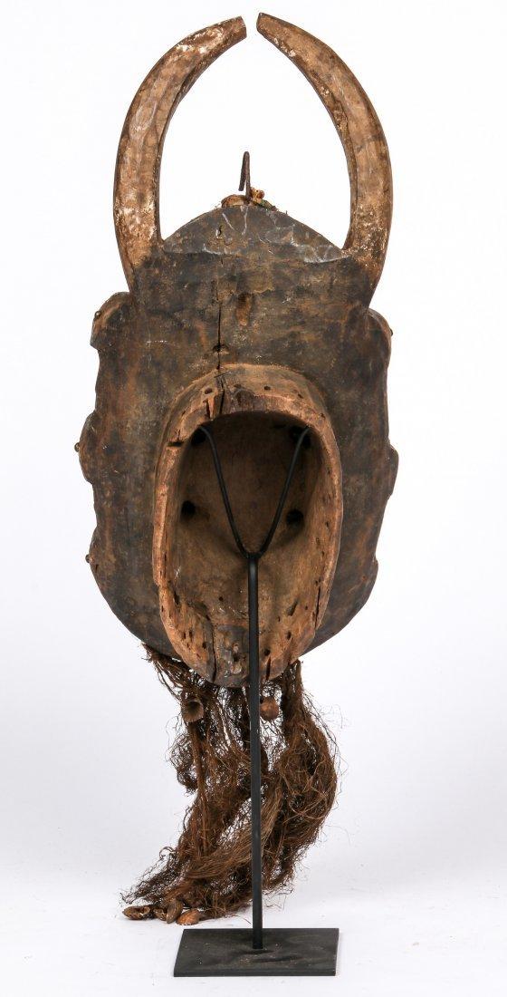 Bete African War Mask - 4