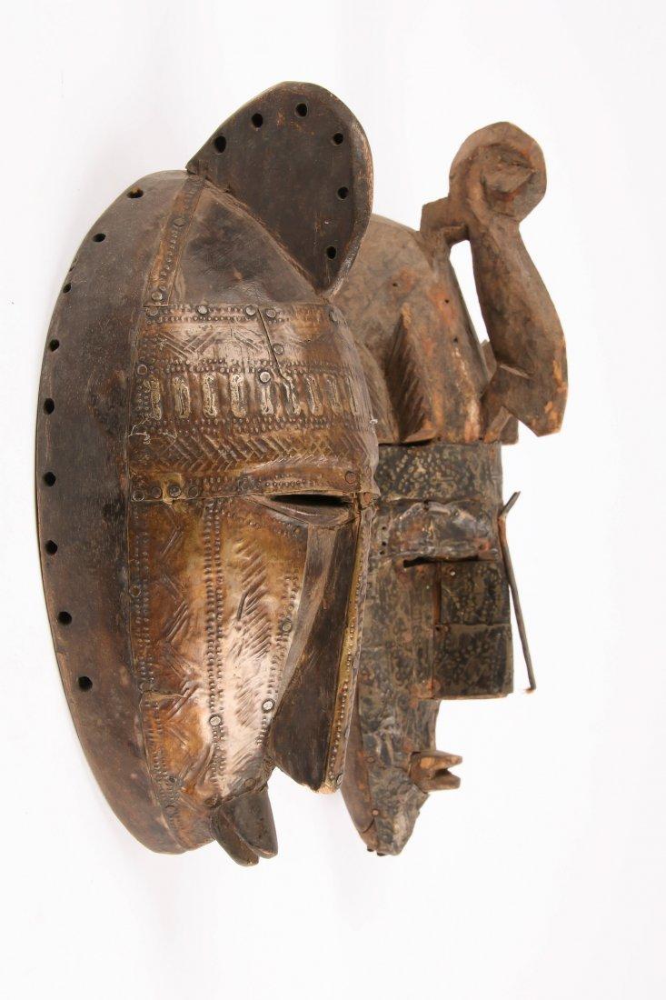2 African Marka Masks - 2