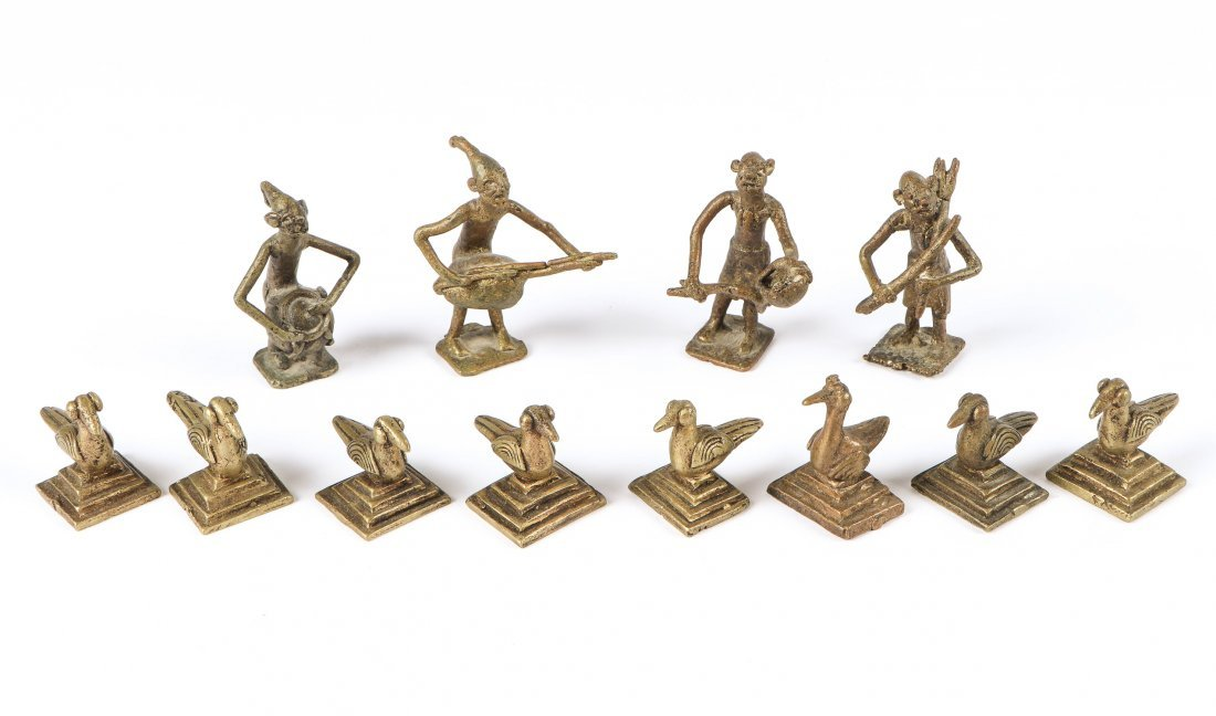 Ashanti Figural Gold Weights