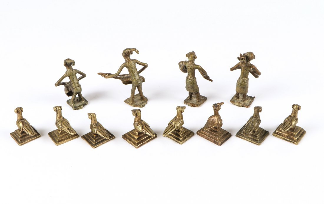 Ashanti Figural Gold Weights - 2
