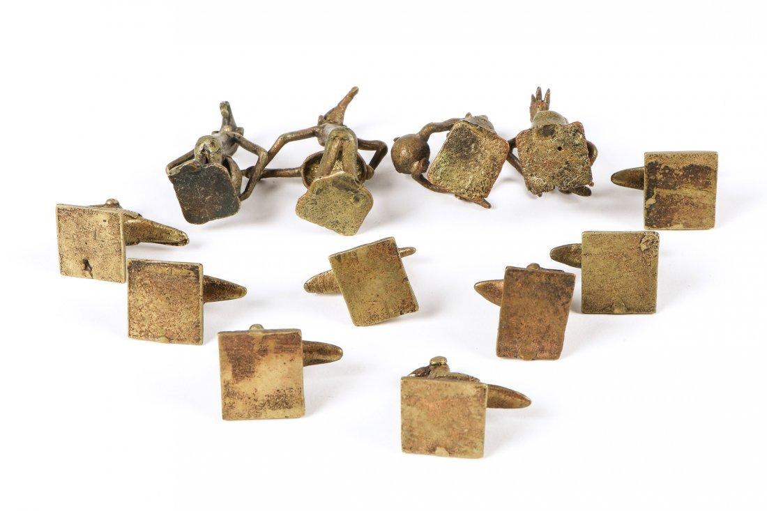 Ashanti Figural Gold Weights - 3