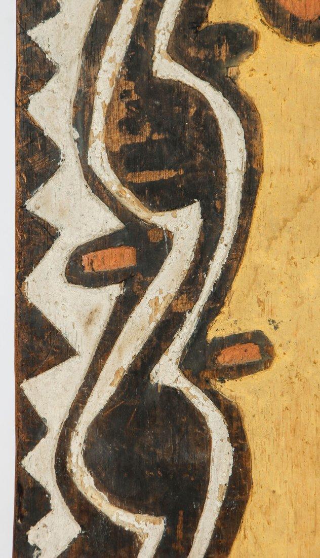 Papua New Guinea Asmat Shield - 2