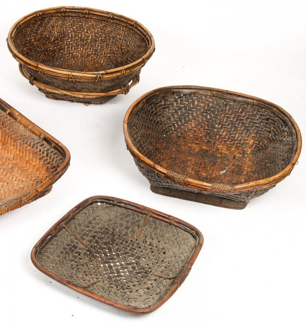 9 Asian Basketry Forms - 4