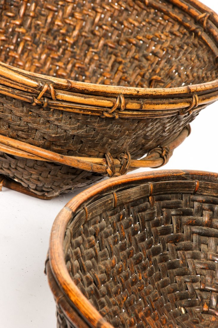 9 Asian Basketry Forms - 5