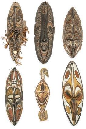 6 PNG Gable Masks