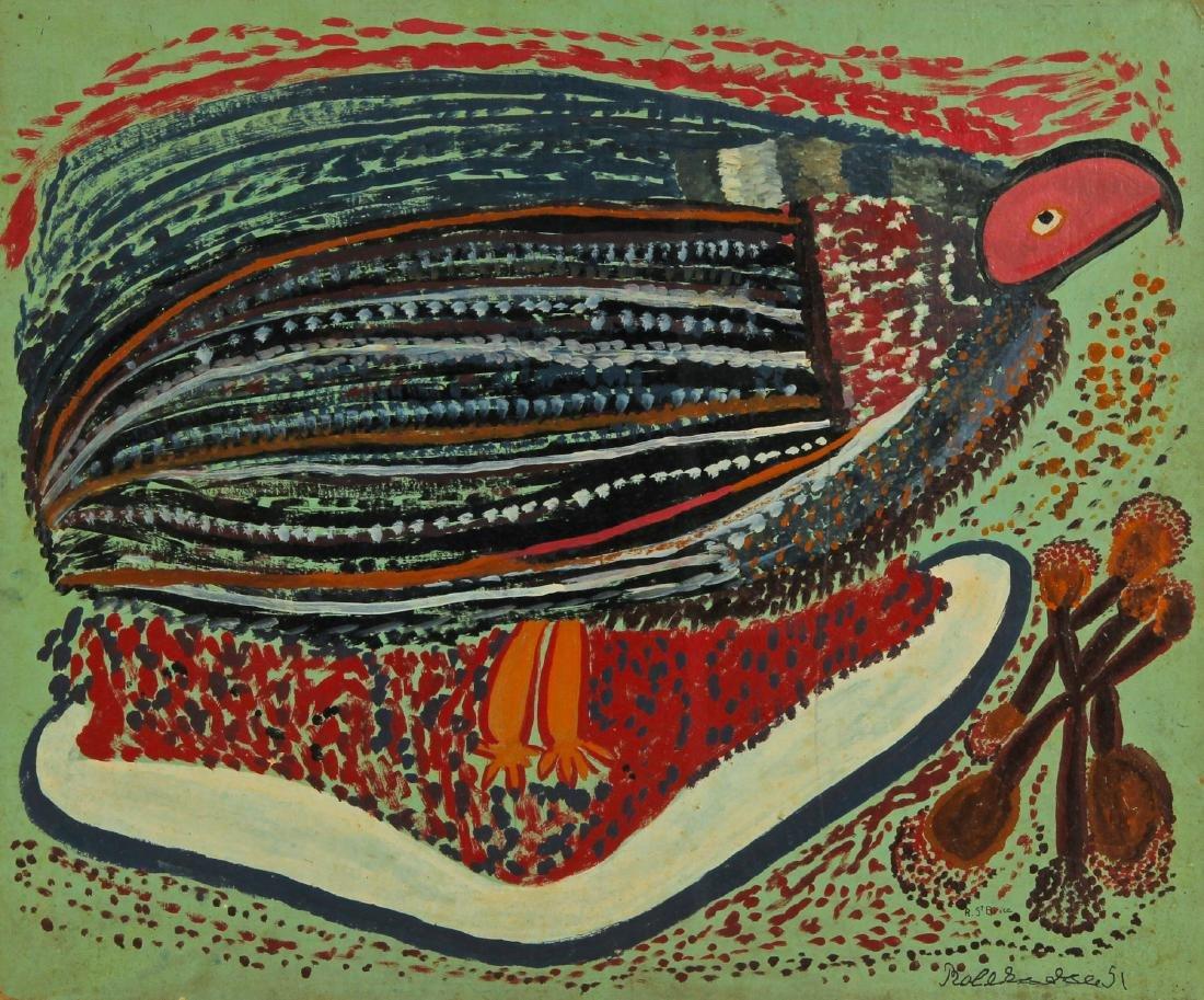 Robert Saint-Brice (Haitian, 1893-1973) Painting