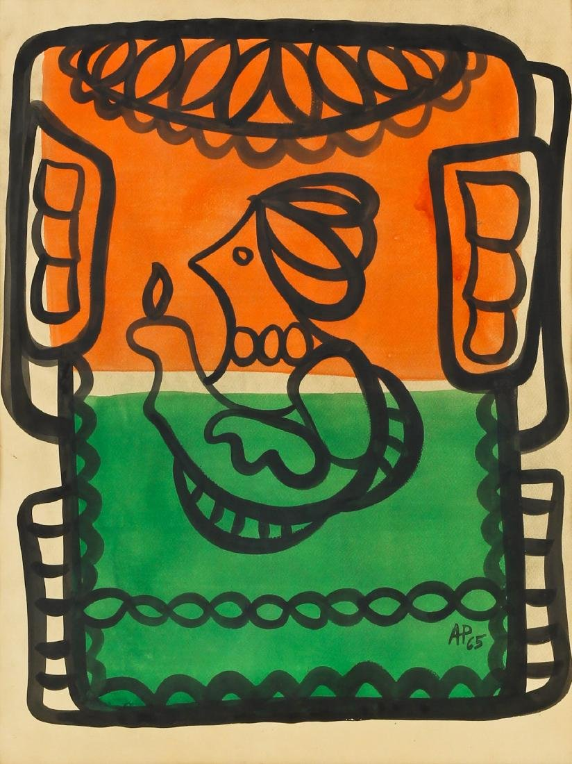 Amelia Pelaez (Cuban, 1896-1968) Painting