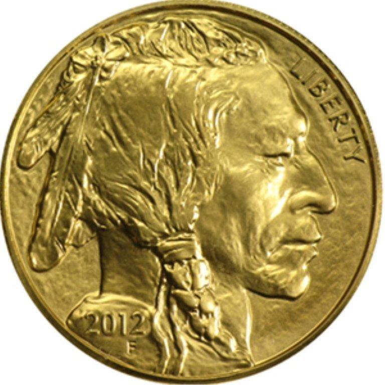 1Q: 2012 1 oz US Gold Buffalo