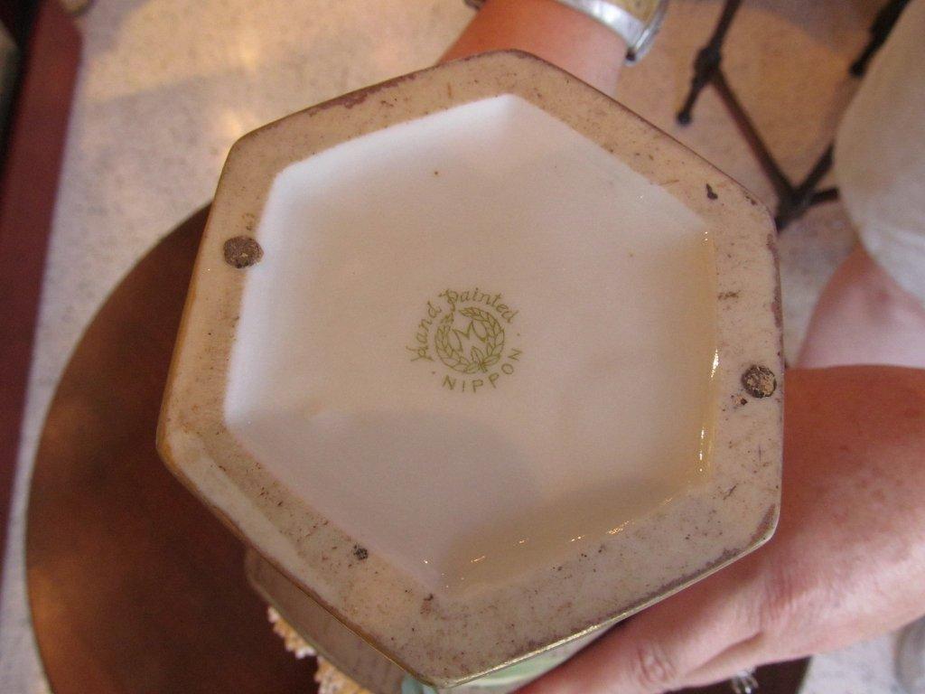 """2C: Nippon 10 1/2"""" Vase - 2"""