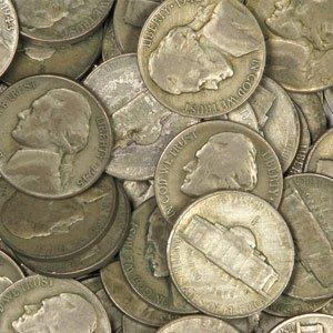 3Q: 200 Silver War Nickels