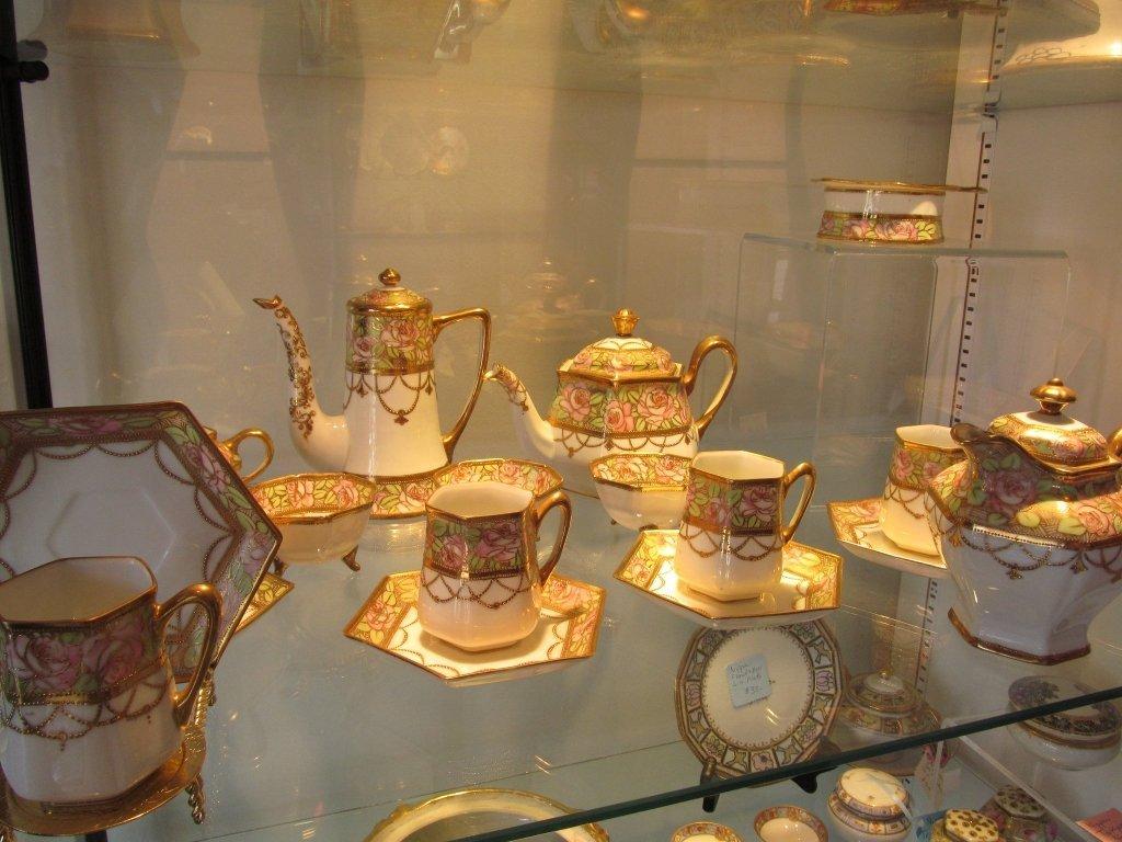 4C: Nippon Tea Pot 20pcs