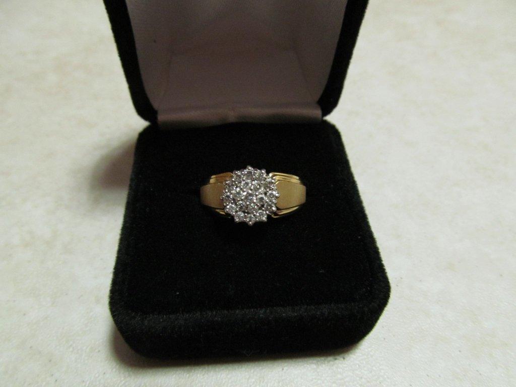 5D: Lady's Diamond Ring
