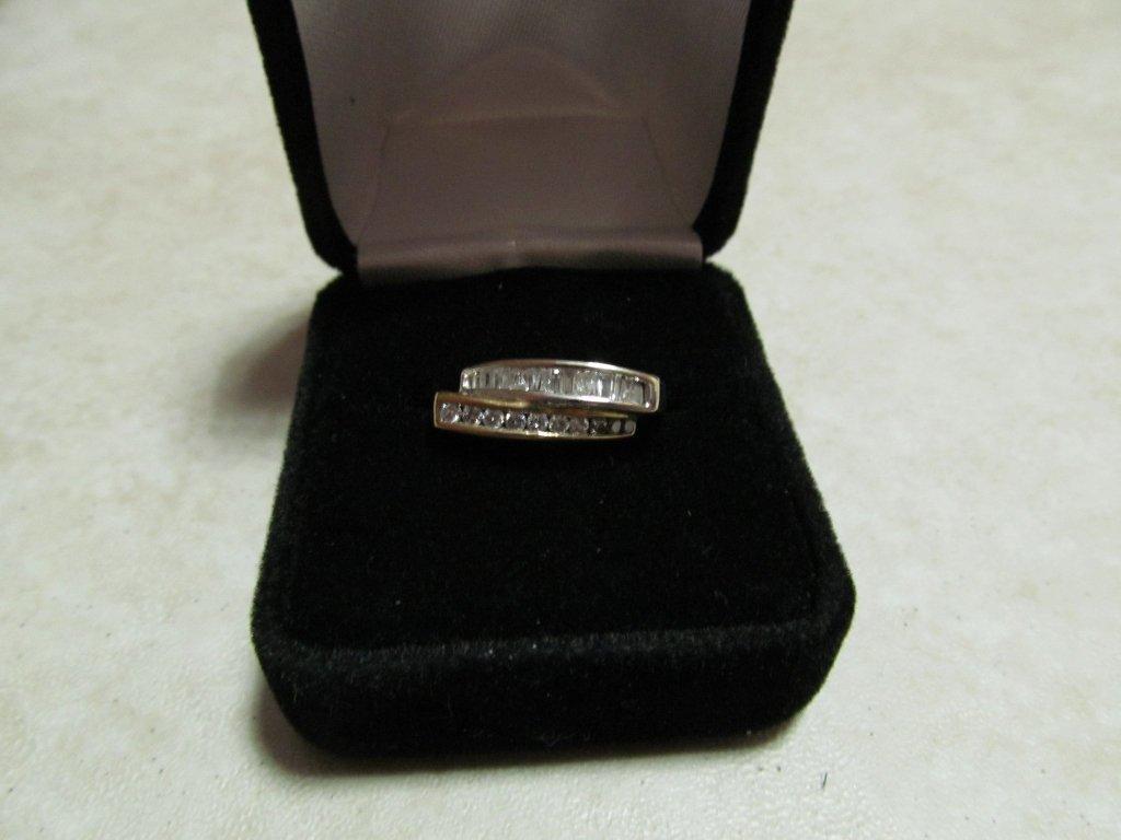 7D: Lady's Diamond Ring