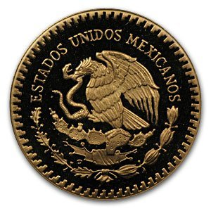 17Q: Mexico 1985 2 Coin Gold/Silver Proof Set Revolutio