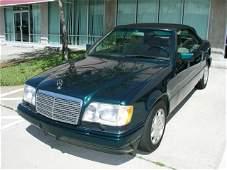 6E: 1995 Mercedes Benz E320 Contvertible