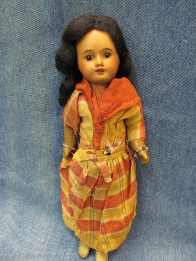 4: Native American Indian Baby Doll