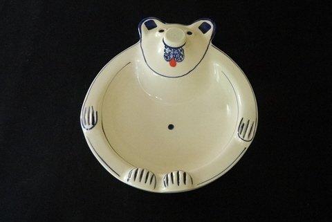 16: Warchsback Co. Old Figural Infant's Bowl