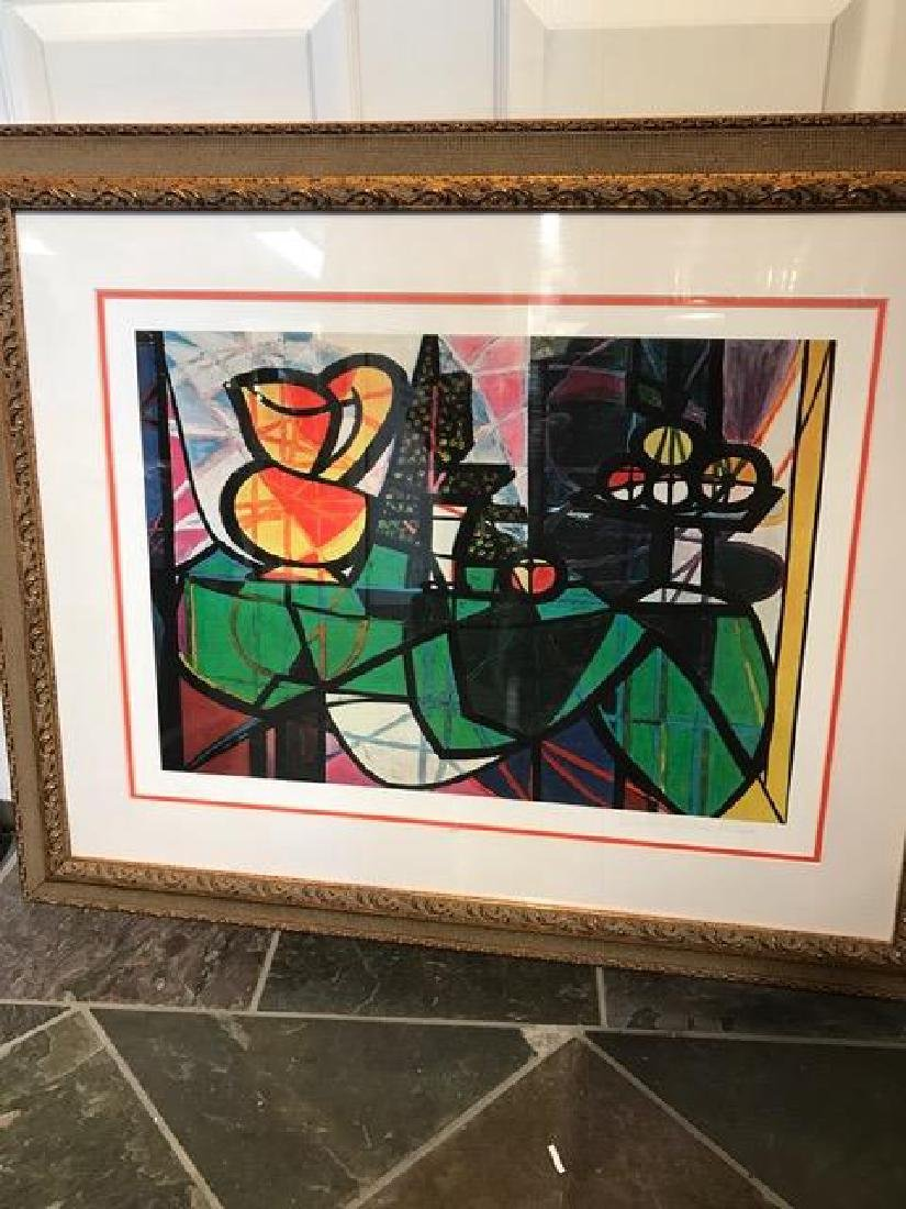 Bowl of Fruit Limited Edition Print by Picasso