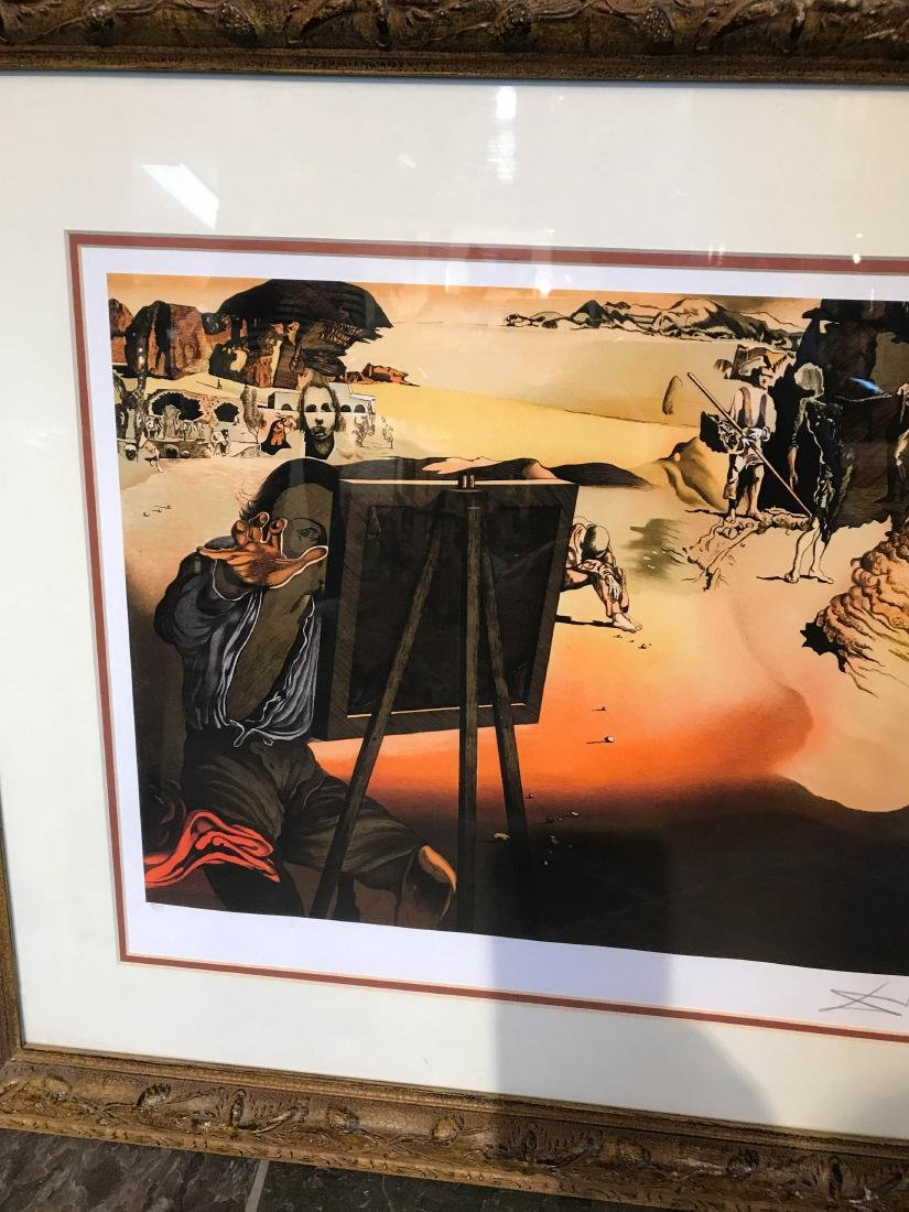 """Impression of Africa"" Print by Salvador Dali - 2"
