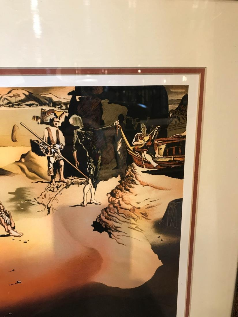 """Impression of Africa"" Print by Salvador Dali - 7"