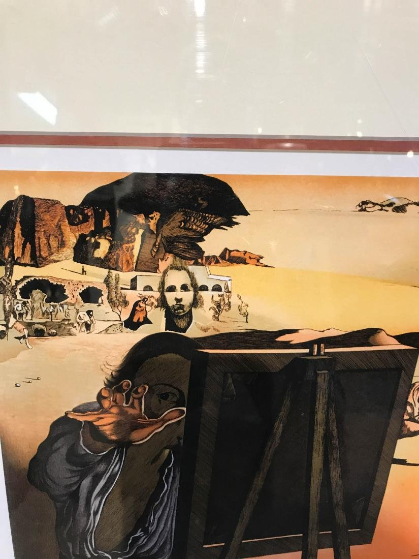 """Impression of Africa"" Print by Salvador Dali - 8"