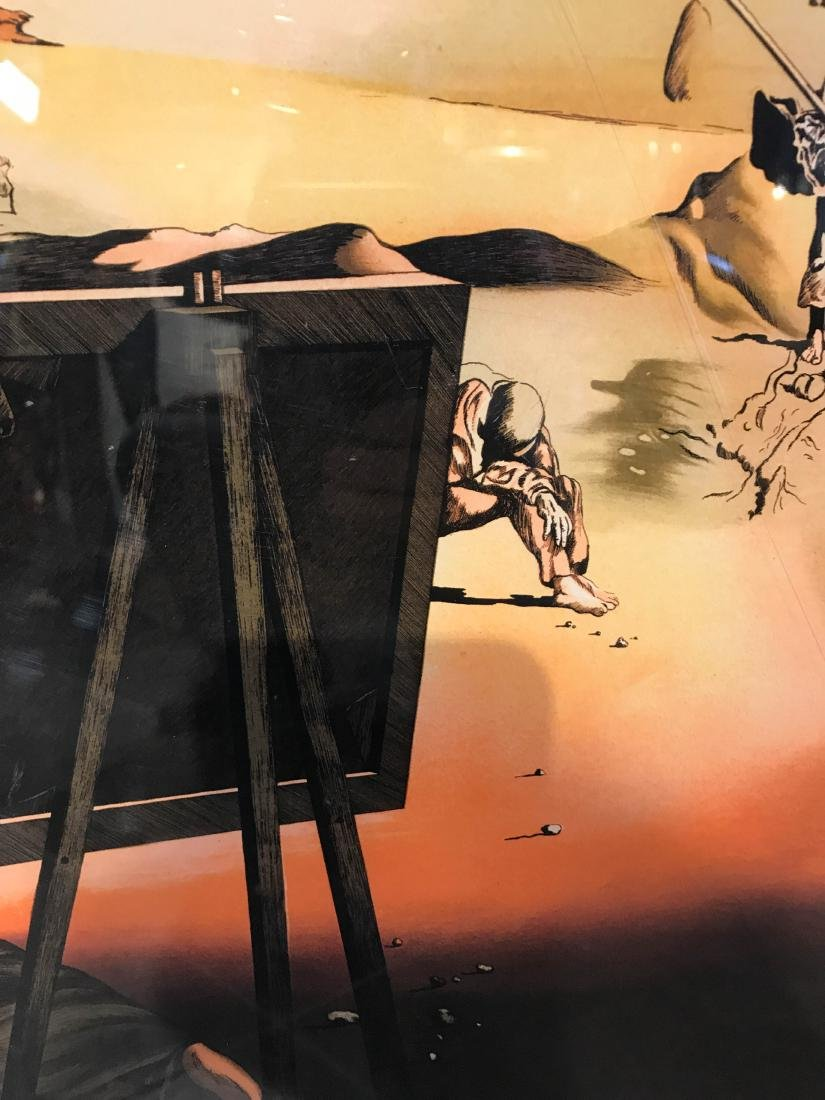 """Impression of Africa"" Print by Salvador Dali - 9"