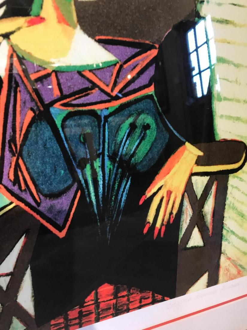 """""""Portrait of Dora Naar Seated"""" Print by Picasso - 7"""