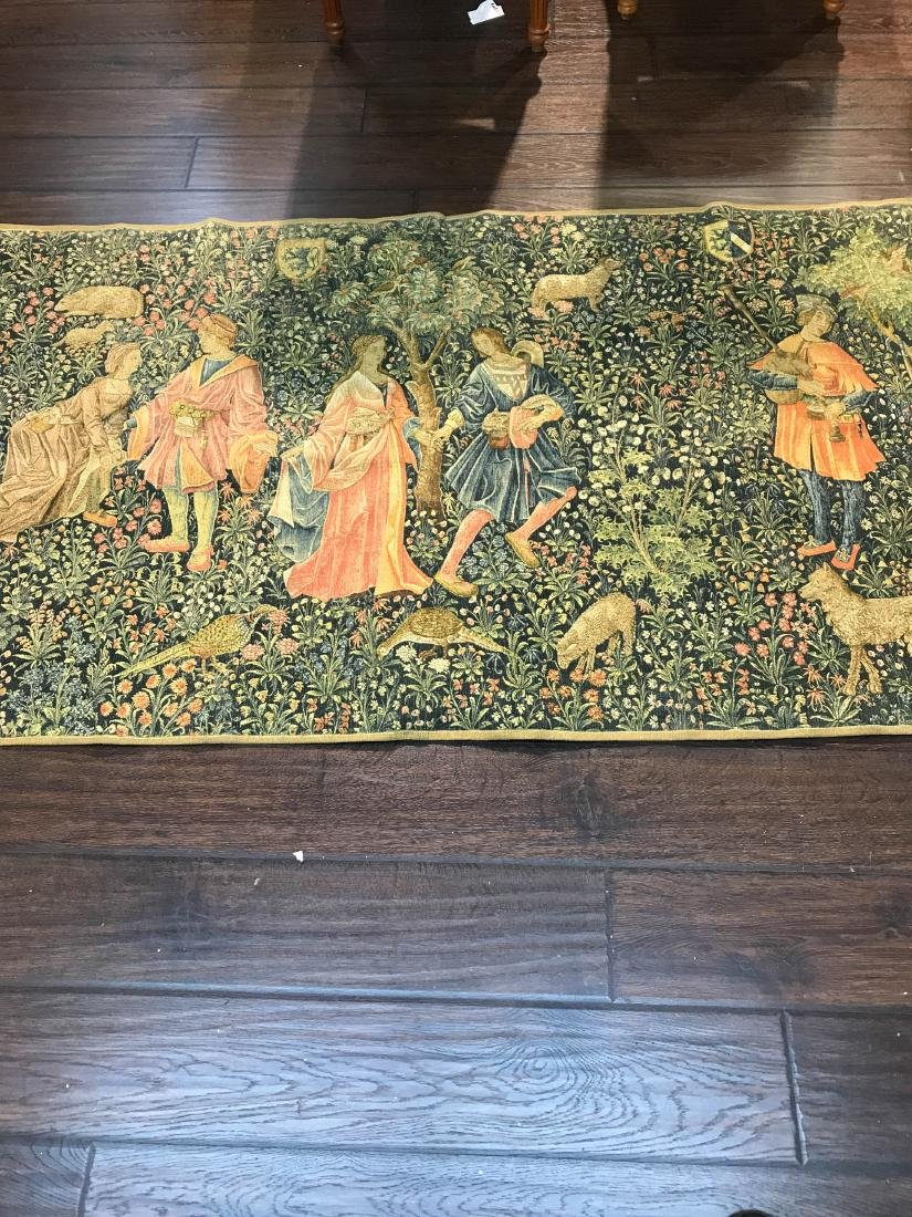 French Renaissance Style Tapestry
