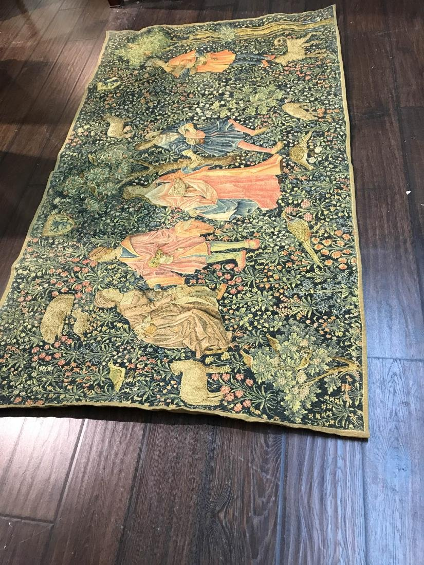 French Renaissance Style Tapestry - 4