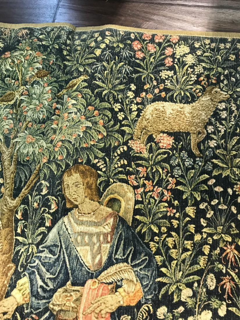 French Renaissance Style Tapestry - 7