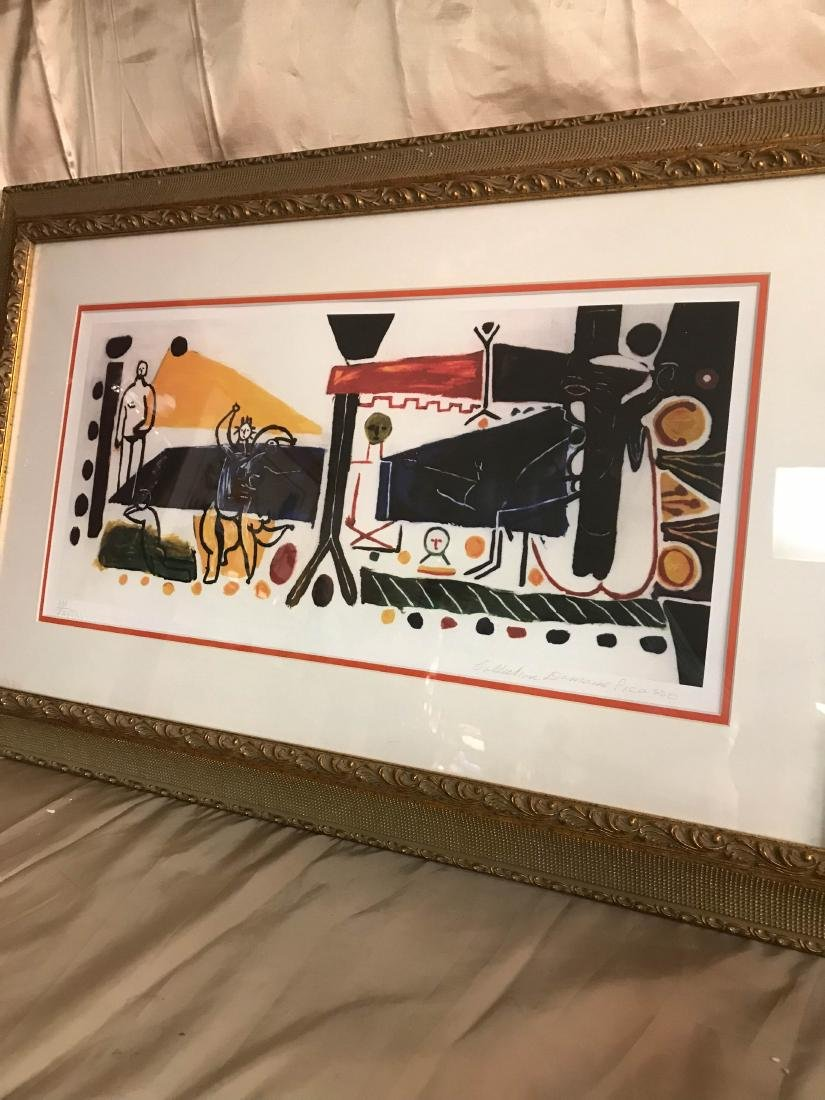 """Beach at La Garoupe II"" Lmd. Ed. Picasso Giclee Print"
