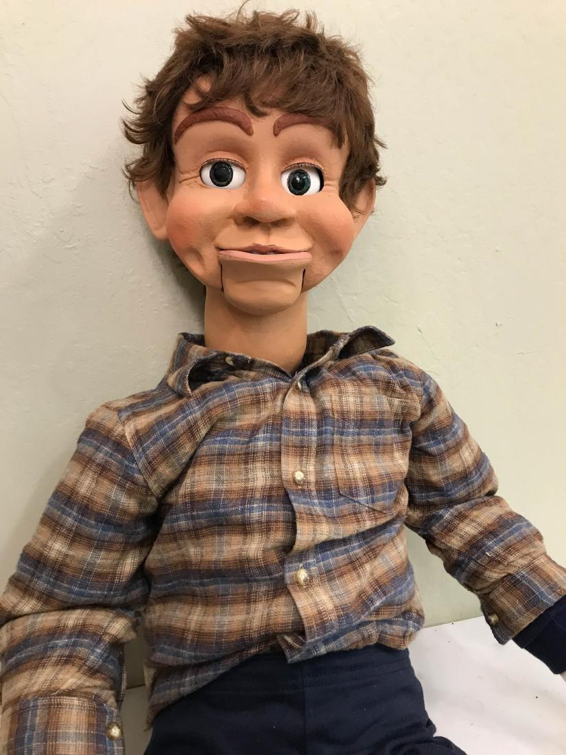 Vintage Ventriloquist Dummy w/ Realistic Features - 2