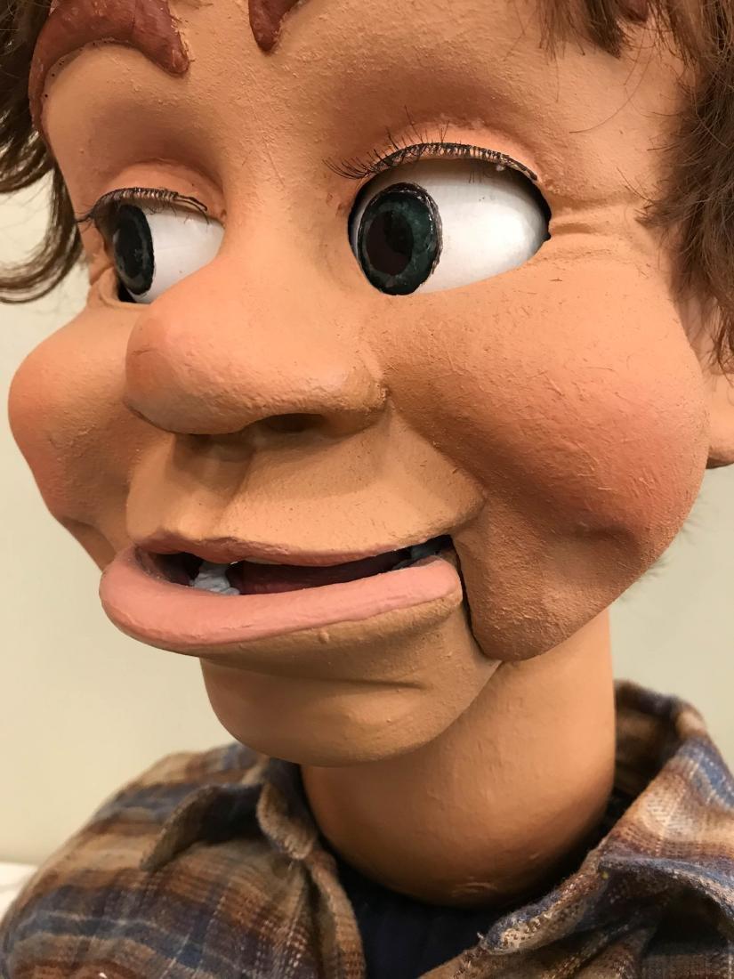 Vintage Ventriloquist Dummy w/ Realistic Features - 6