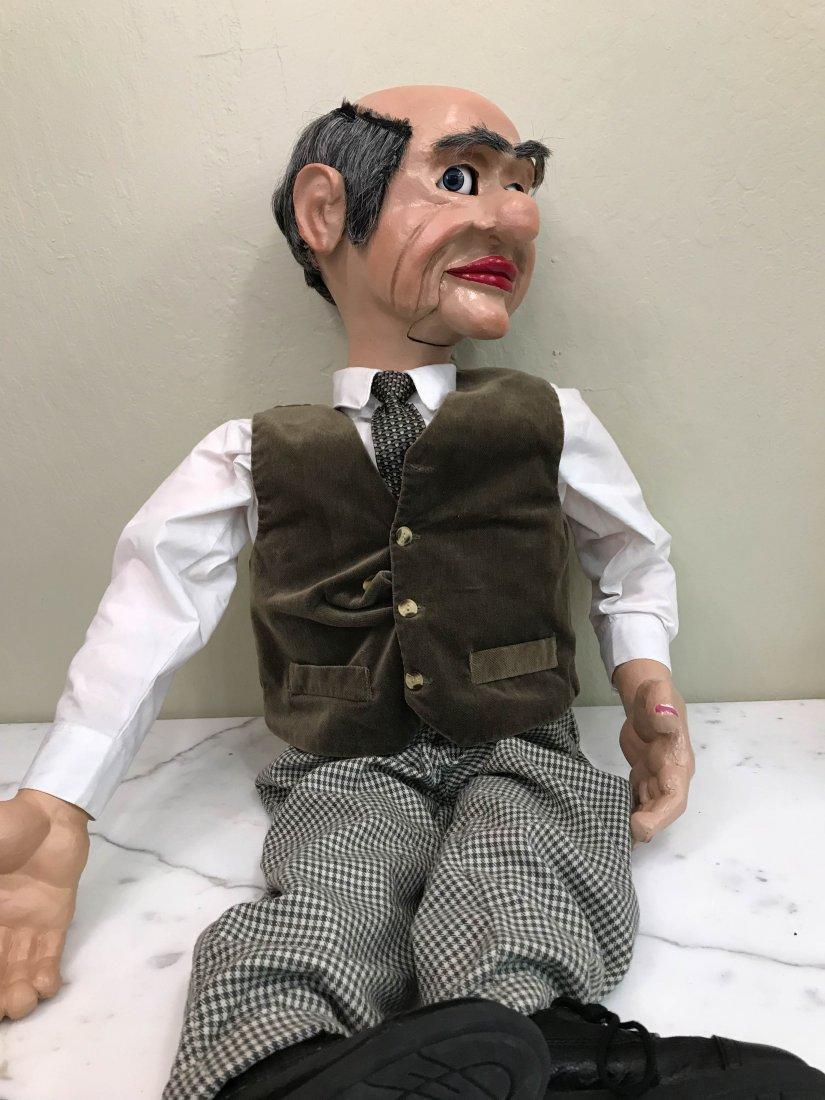 Vintage Ventriloquist Dummy w/ Realistic Features