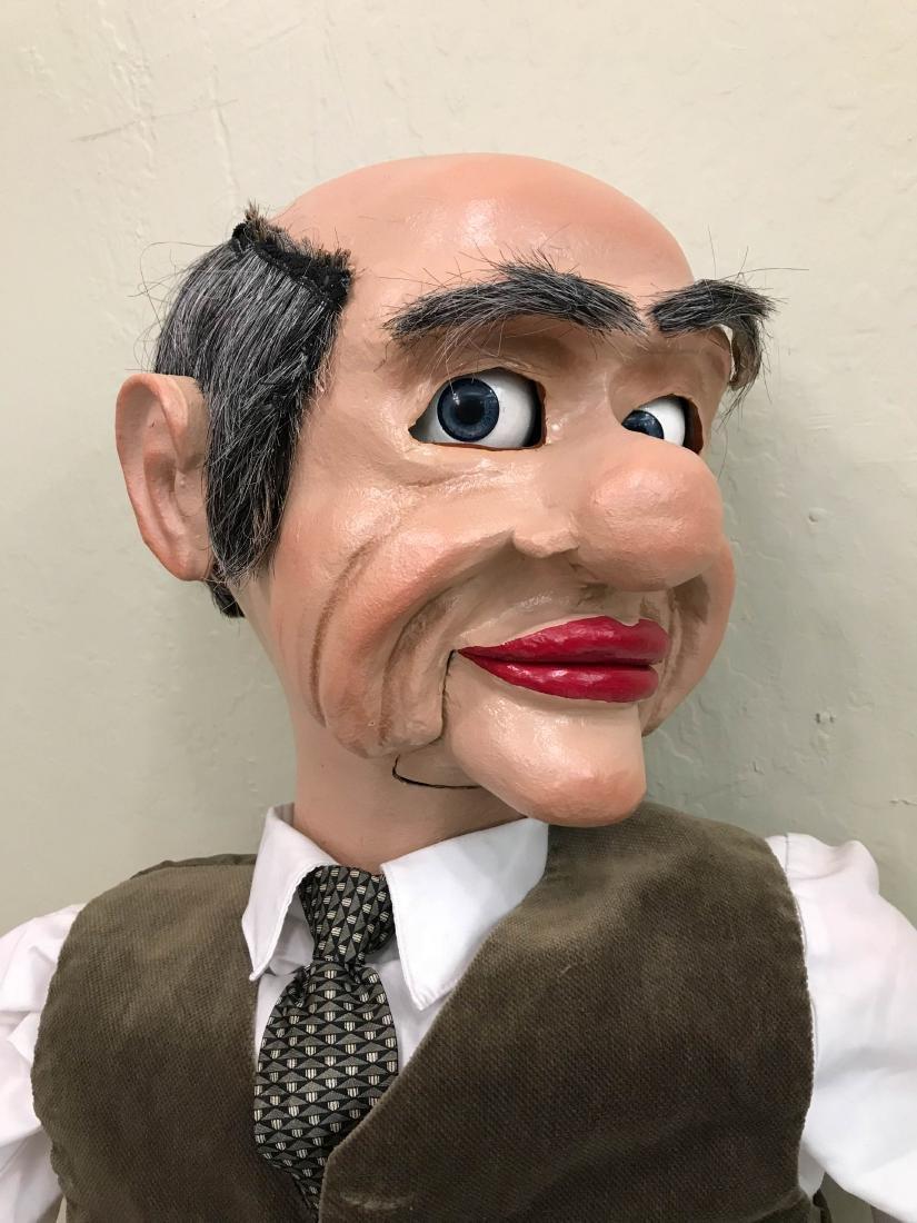 Vintage Ventriloquist Dummy w/ Realistic Features - 3