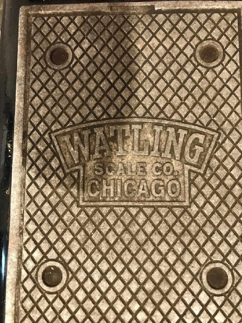 Antique Original Watling Penny Scale - 6