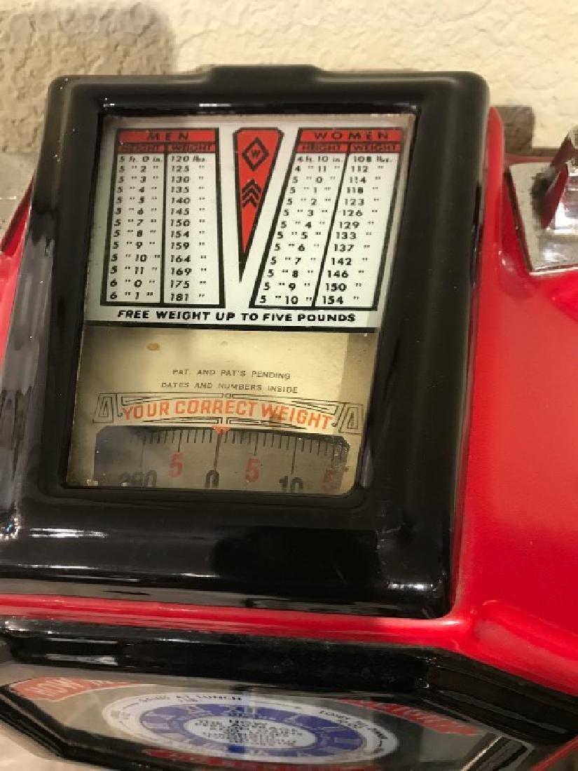 Antique Original Watling Penny Scale - 7