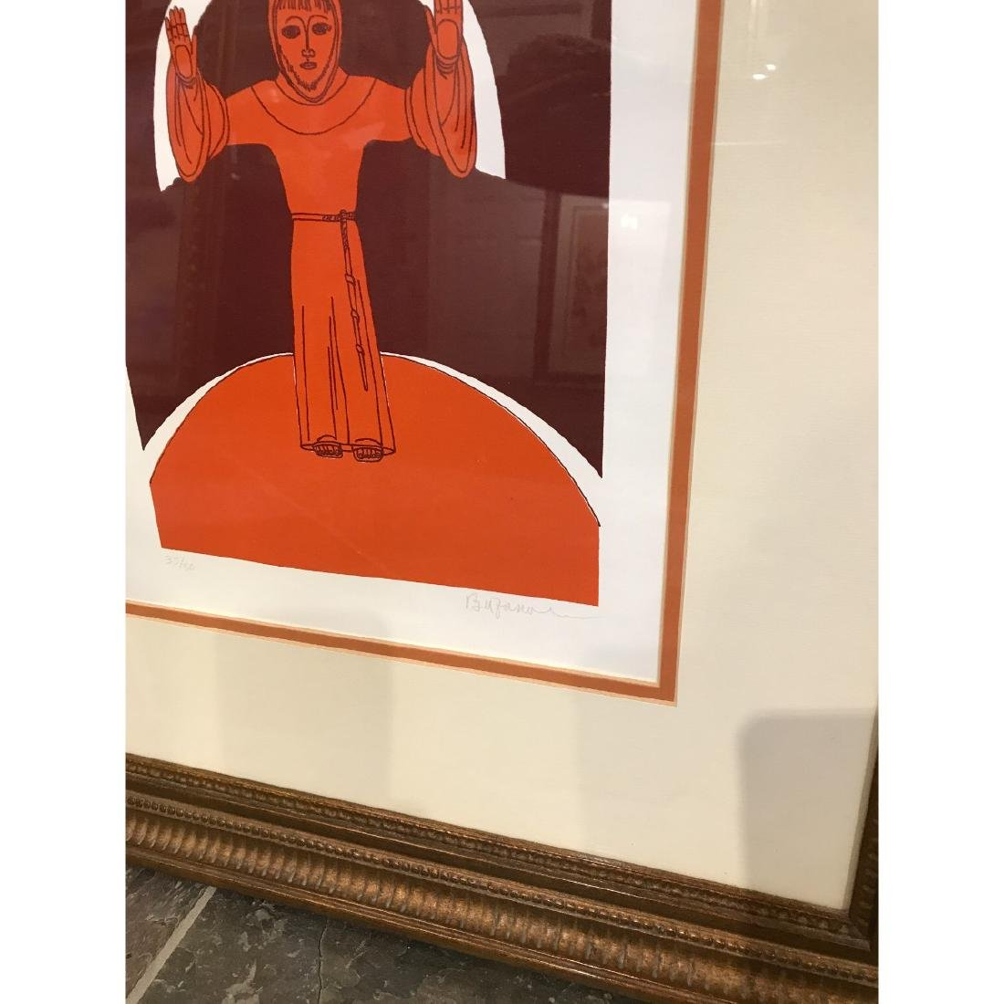 Limited Edition Print of a Monk by Bu Fano, Randolph - 7