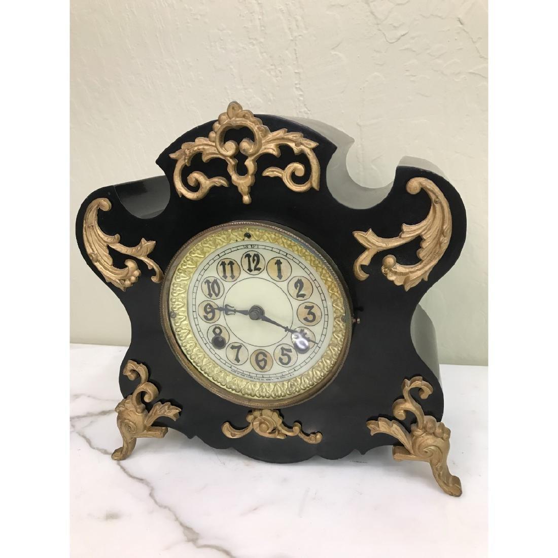 Vintage American New Haven Clock
