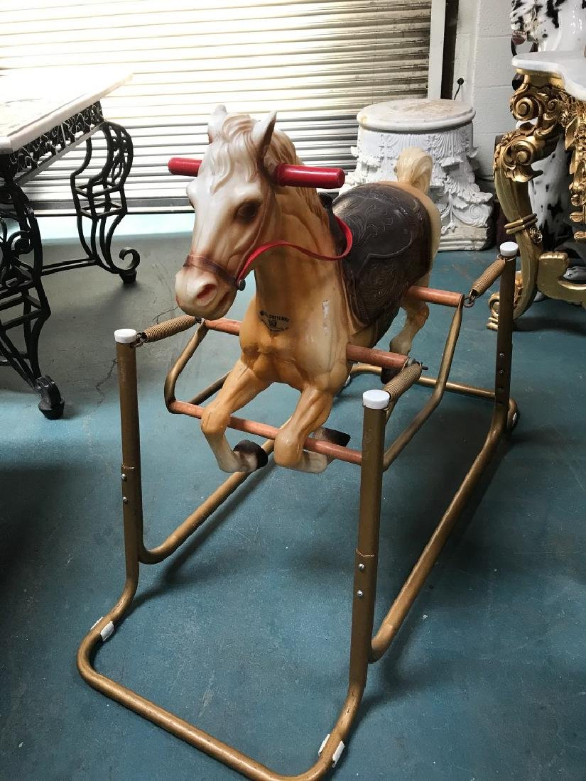 "Vintage ""Wonder Horse"" Toy"