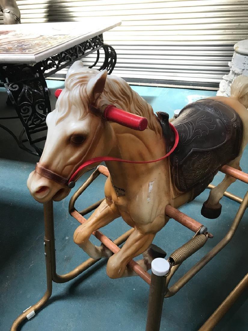 "Vintage ""Wonder Horse"" Toy - 2"