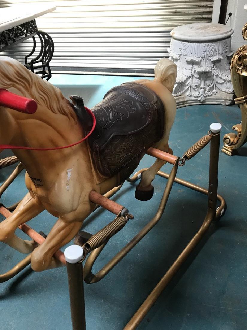 "Vintage ""Wonder Horse"" Toy - 3"