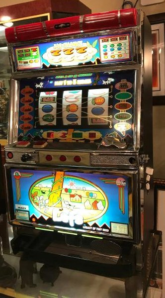 """Legacy of Tiny Seed"" Slot Machine"