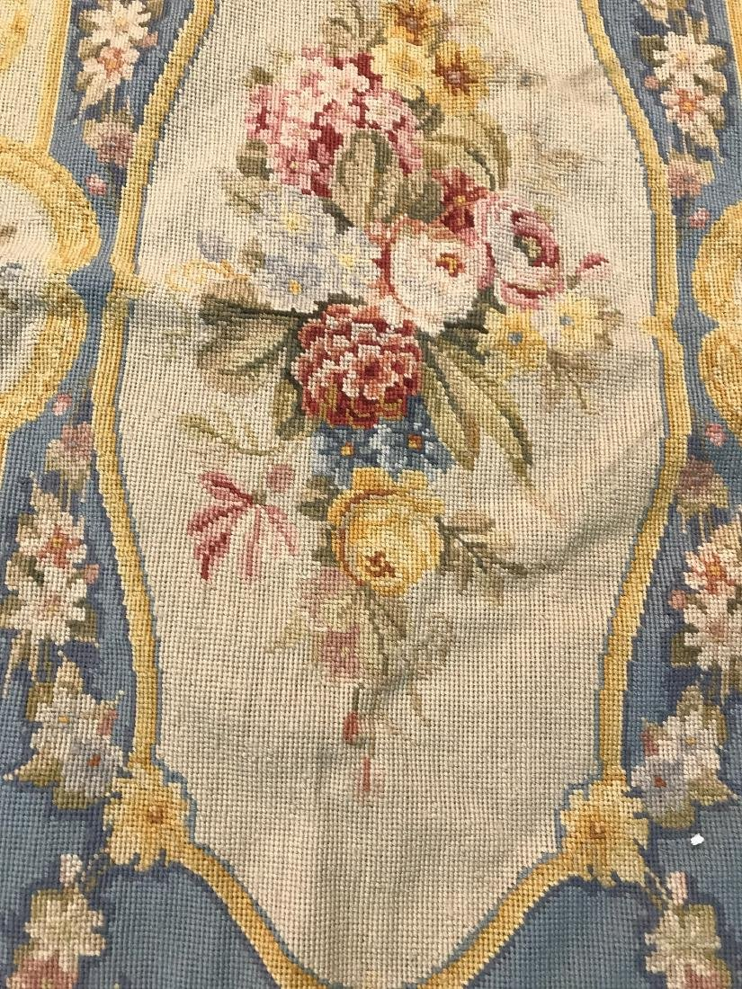 Hand-Crafted Needlepoint Tapestry - 3