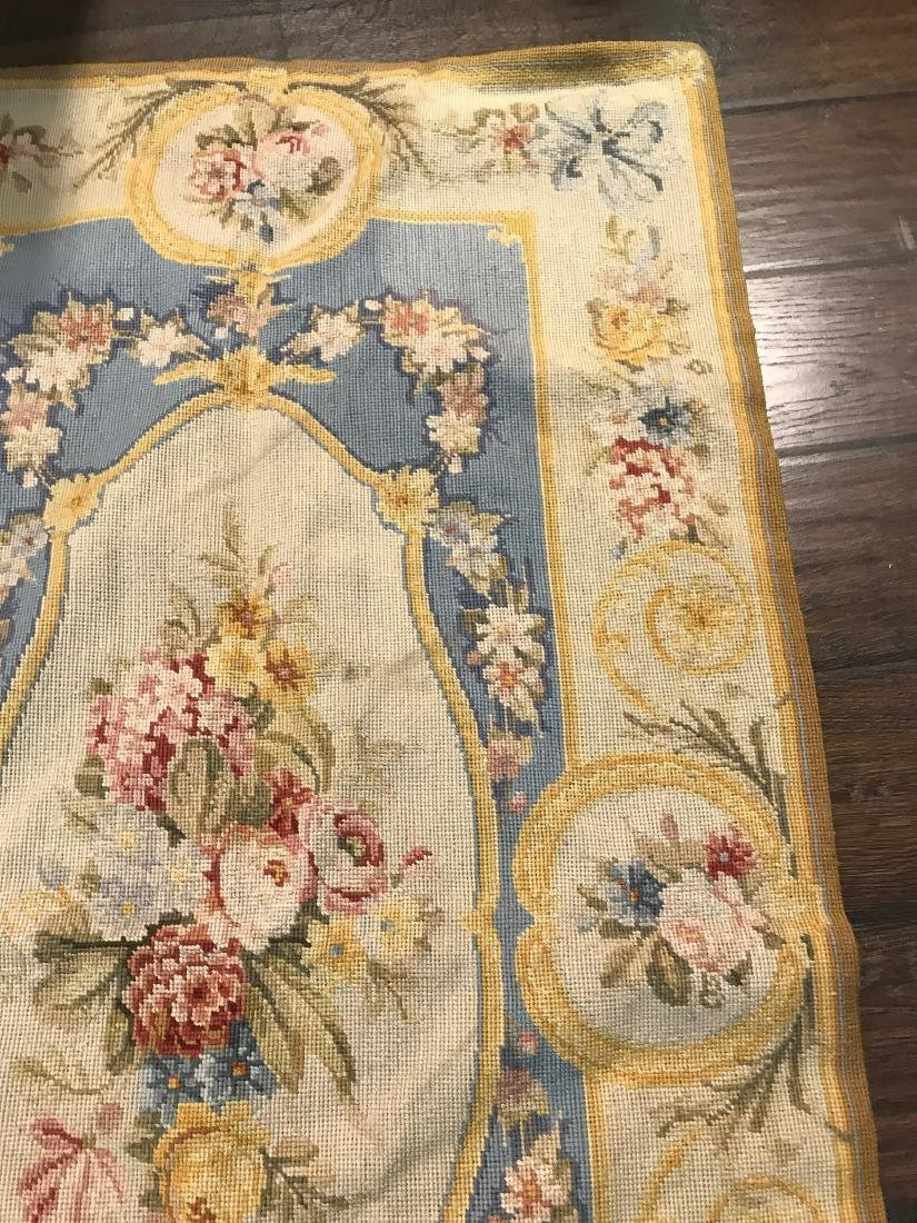 Hand-Crafted Needlepoint Tapestry - 5